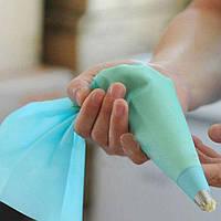 Кондитерский мешок силиконовый многоразовый 60 см