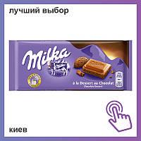 Шоколад Milka Шоколадный Мусс