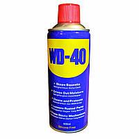 Средство от ржавчины WD-40 400мл (48шт/ящ)