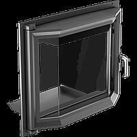 Призматические дверцы для камина Kratki Maja 491х600 мм