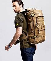 Военный тактический рюкзак-сумка GOD of WAR, фото 1