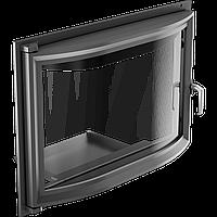 Панорамные дверцы для камина Kratki Oliwia 515х738 мм