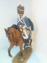 Британская Легкая кавалерия. Британский гусар 1813 г.
