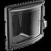 Панорамные дверцы для камина Kratki Amelia 607х750 мм