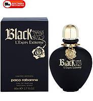Женская парфюмированная вода PACO RABANNE BLACK XS L`APHRODISIAQUE FOR HER EDP 80 ML