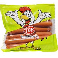 Сосиски куриные  Jbb 1кг Польша