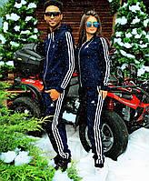 "Мужской тёплый костюм ""Adidas"". Р-ры: 46, 48, 50."