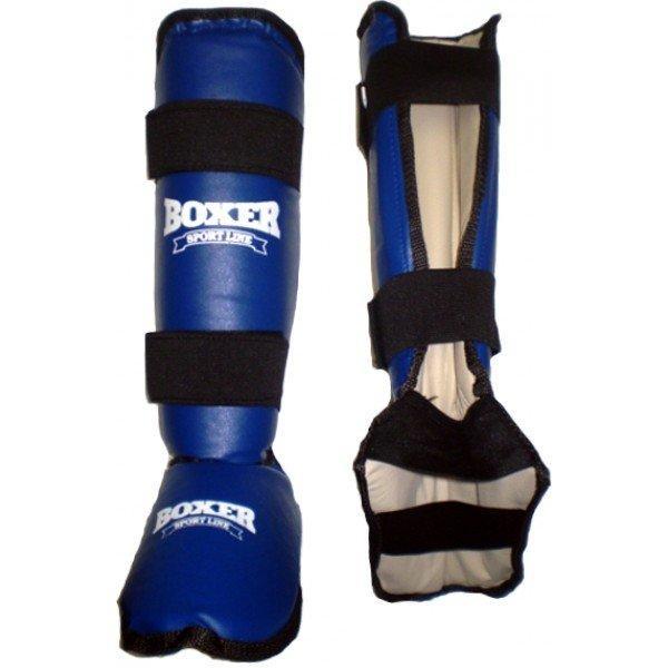 Защита голени и стопы из кожвинила Boxer XL (bx-0050) - Интернет-магазин БудОпт в Днепре