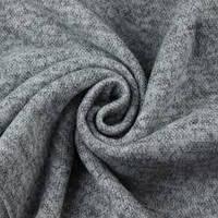 Трикотажная ткань Ангора софт (Серый)