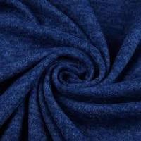 Трикотажная ткань Ангора софт (синий)