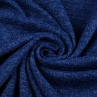 Трикотажная ткань Ангора софт (электрик .светлйй синйй)
