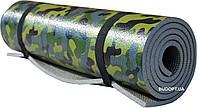 Коврик (каремат) туристический армейский OSPORT Хантер Камуфляж 10мм (FI-0085)