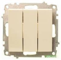 Вим.3-й ZENA модуль білий