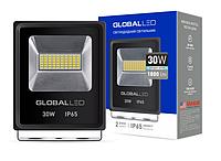 Прожектор GLOBAL FLOOD LIGHT 30W 5000K (1-LFL-003)