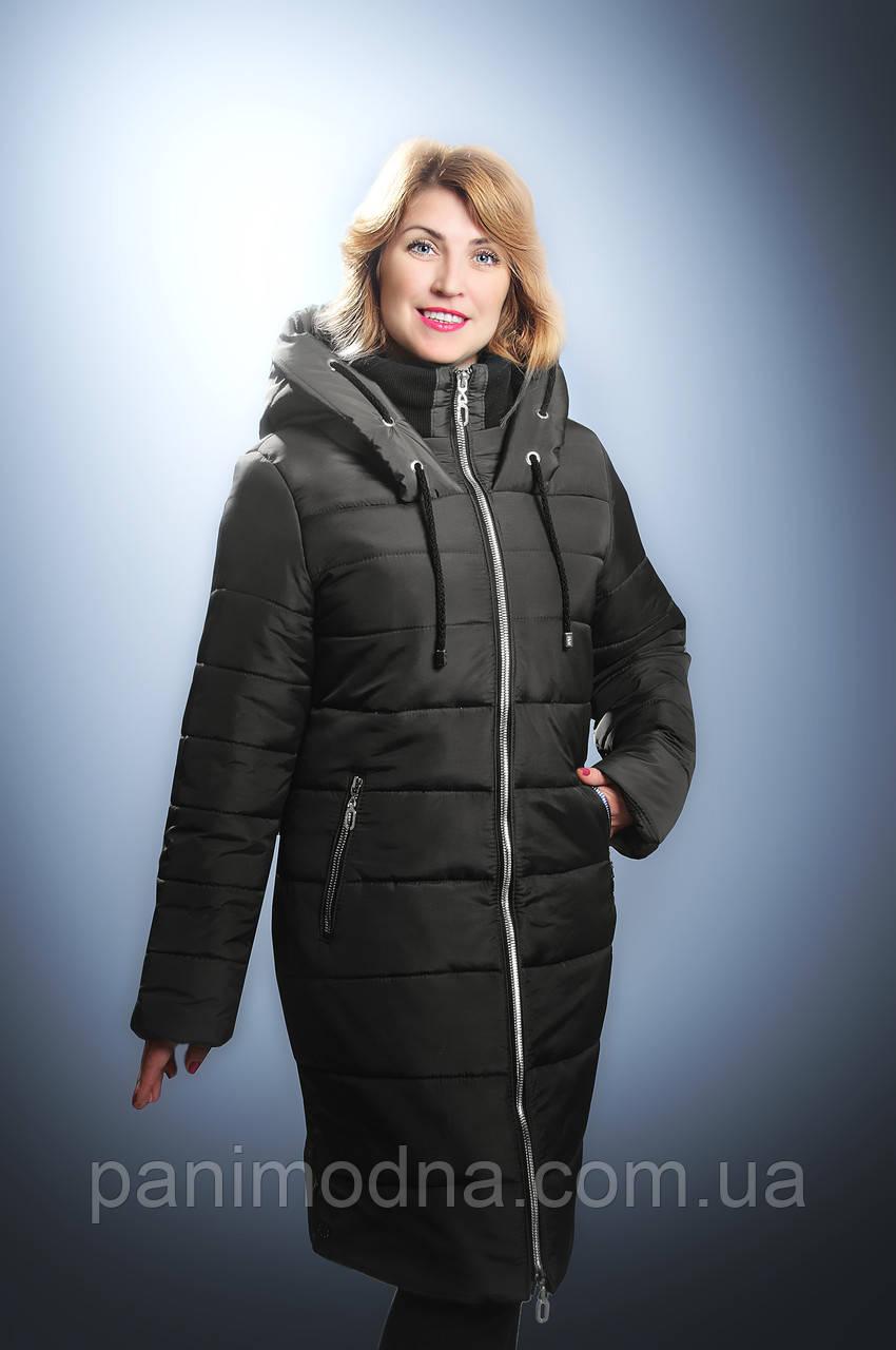 """Куртка    женская  зимняя - """"Злата"""""""