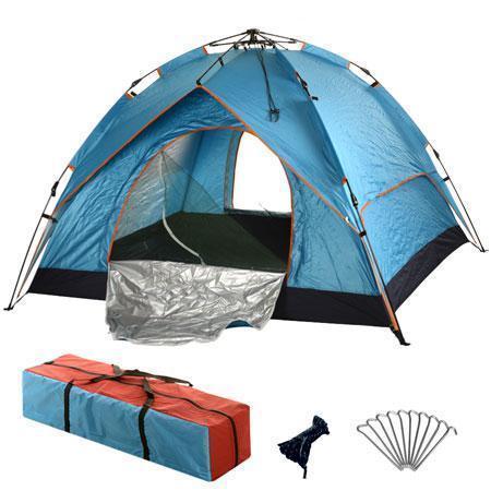 Палатка туристична 2-х місцева -павук