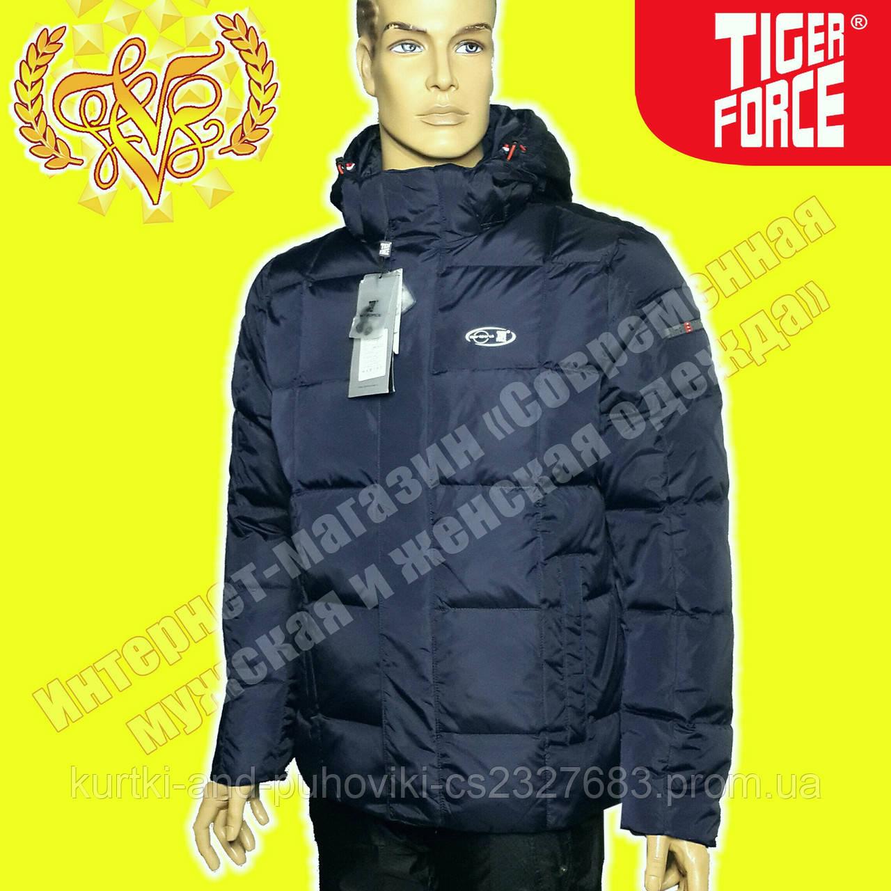 84b751b7b96d Мужские пуховики Tiger Force Sports - Интернет-магазин «Современная мужская  и женская одежда»