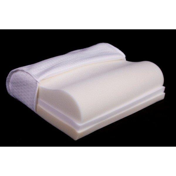 Трехслойная ортопедическая подушка с эффектом памяти ОП-03 - Интернет-магазин БудОпт в Днепре