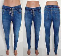 Джеггинсы - джинсы на резинке
