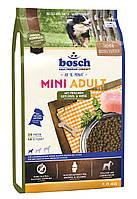 Bosch Mini Adult Poultry & Millet/ Бош Едалт для собак маленьких пород (птиця+просо) / 1кг