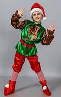 Детские карнавальные костюмы Лесной гном, размеры 32- 38, S7996