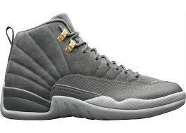 Кроссовки Nike Jordan 12 Retro Gray