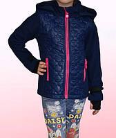 """Термокуртка для девочки """"Glo-Story"""" 2611/9"""