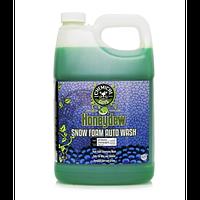 Сильнопенящийся очиститель с эффектом снежной пены и медовым ароматом CWS_110