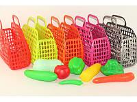 Корзина  - сумка с овощами  KINDERWAY