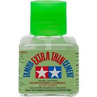 Клей Tamiya 'Extra Thin' Cement  \Супер жидкий\  40 мл.