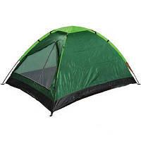 Палатка туристическая трьохместная 2050х1500х1050 мм