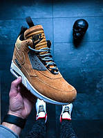 Зимние кроссовки Nike Air Max 90 Sneakerboot Winter «Wheat»