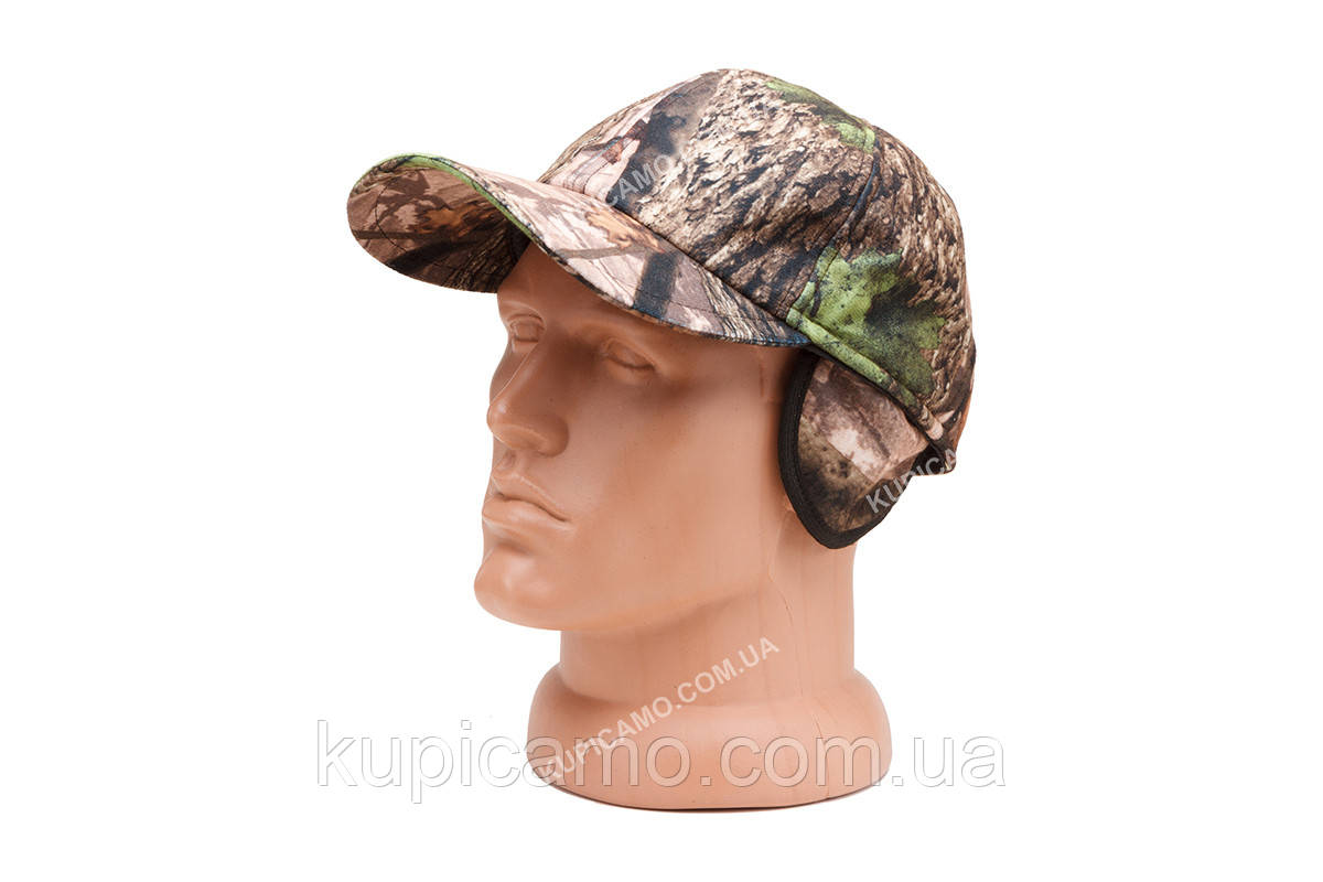 Бейсболка - кепка утепленная с подкладкой  флис