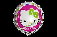 """Шар фольгированный """"Hello Kitty"""""""