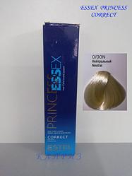 Краска для волос ESTEL ESSEX CORRECT 0/00N