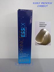 Краска для волос ESTEL ESSEX CORRECT 0/00A