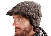 Мужская теплая кепка с ушами от tcm Tchibo обхват 58