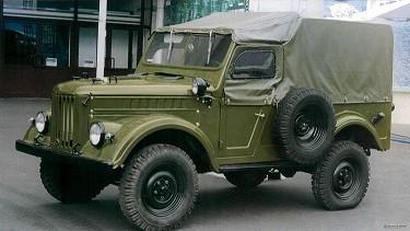 Проводка ГАЗ 69 (ГОСТ)