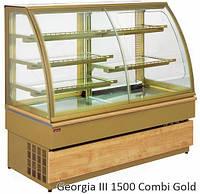 Витрина кондитерская UNIS cool Georgia III 1500 Split