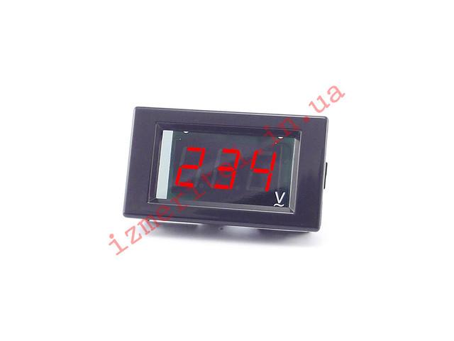 Цифровой вольтметр AC 75-500 В