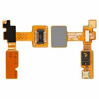 Шлейф для LG D800 Optimus G2/D801/D802/ D803/D805, с датчиком освещения, датчиком приближения