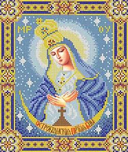 Богородица Остробрамская БИС4-83 (А4)