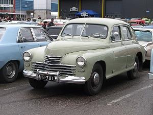 Проводка ГАЗ М-20 Победа (ГОСТ)