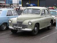 Проводка ГАЗ М-20 Победа (ГОСТ СССР)