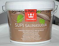 Supi Saunasuoja масло Супи Саунасуоя для защиты бани, сауны 2,7л