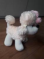 Собака Меховая Пудель