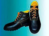 Ботинки кирзовые клеепрошивные рабочие