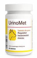 """УРИНОМЕТ добавка URINOMET """"DOLFOS"""", регулятор кислотности мочи для профилактики мочекаменной болезни для собак и кошек, 60 таблеток"""