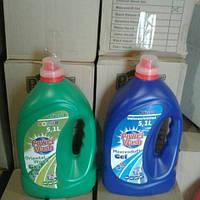 Гель для стирки Power Wash (Повер Вош) универсал/колор 5,1 л. опт