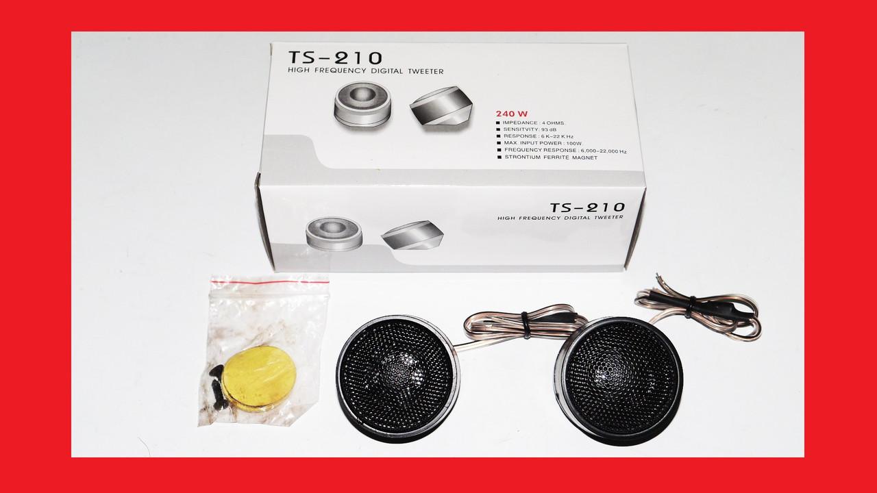 Pioneer TS 210 240w твітери (пищалки)